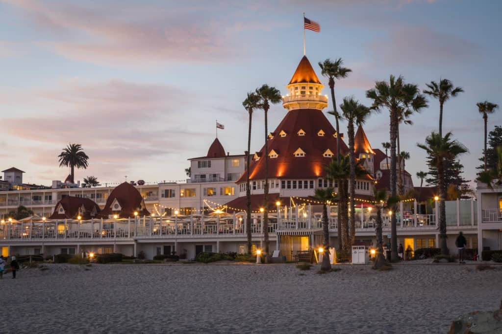 hotel del coronado where to stay in coronado island