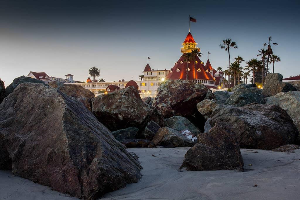 best place to stay in coronado hotel del coronado san diego california