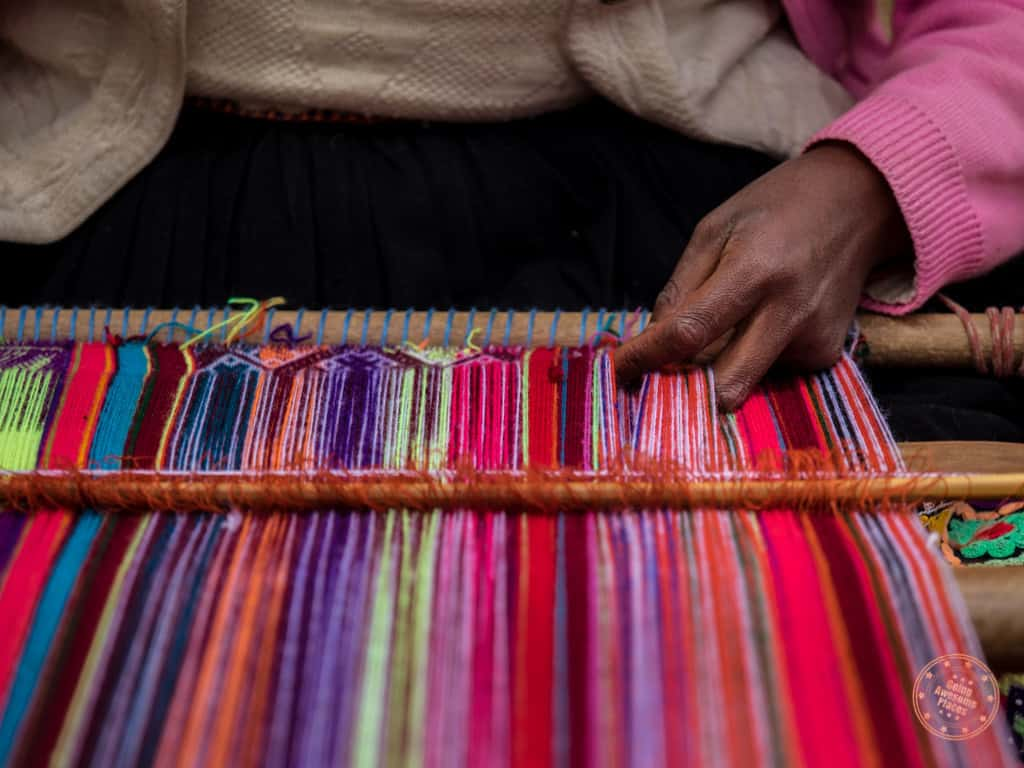 Colorful Weaves