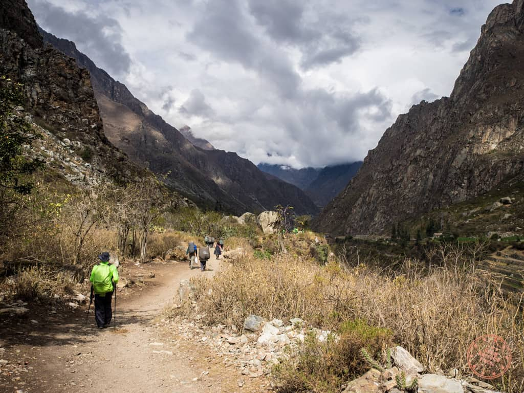 Trekking Inca Trail with Juan Carlos of Alpaca Expeditions