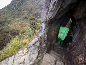 Alpaca Expeditions Green Machine Porters