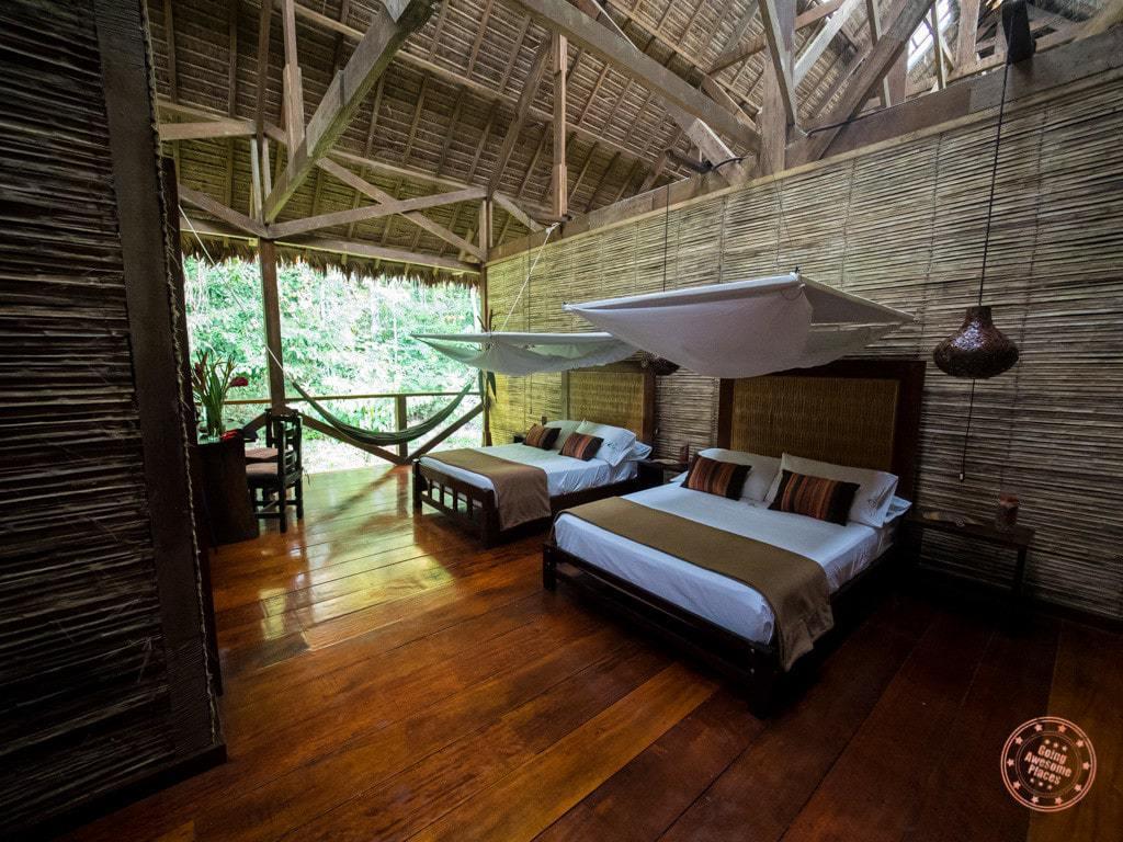 Refugio Amazonas Lodge Suite