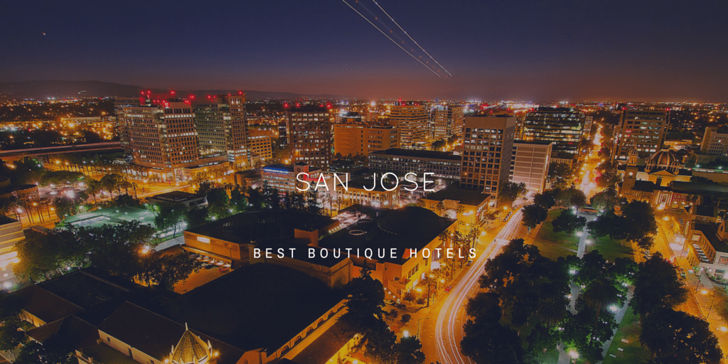 Best boutique hotels in san jose for Best boutique hotels san diego