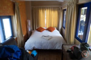 Yanantin Guest House Bedroom in Cusco Peru