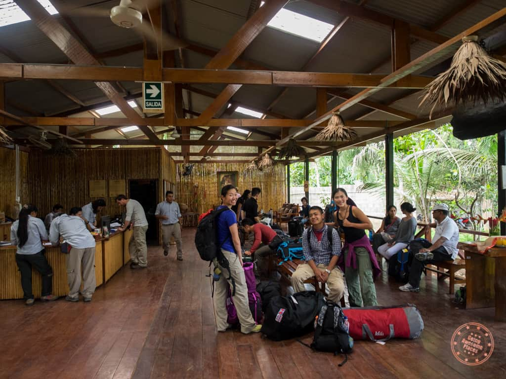 Rainforest Expeditions Head Office