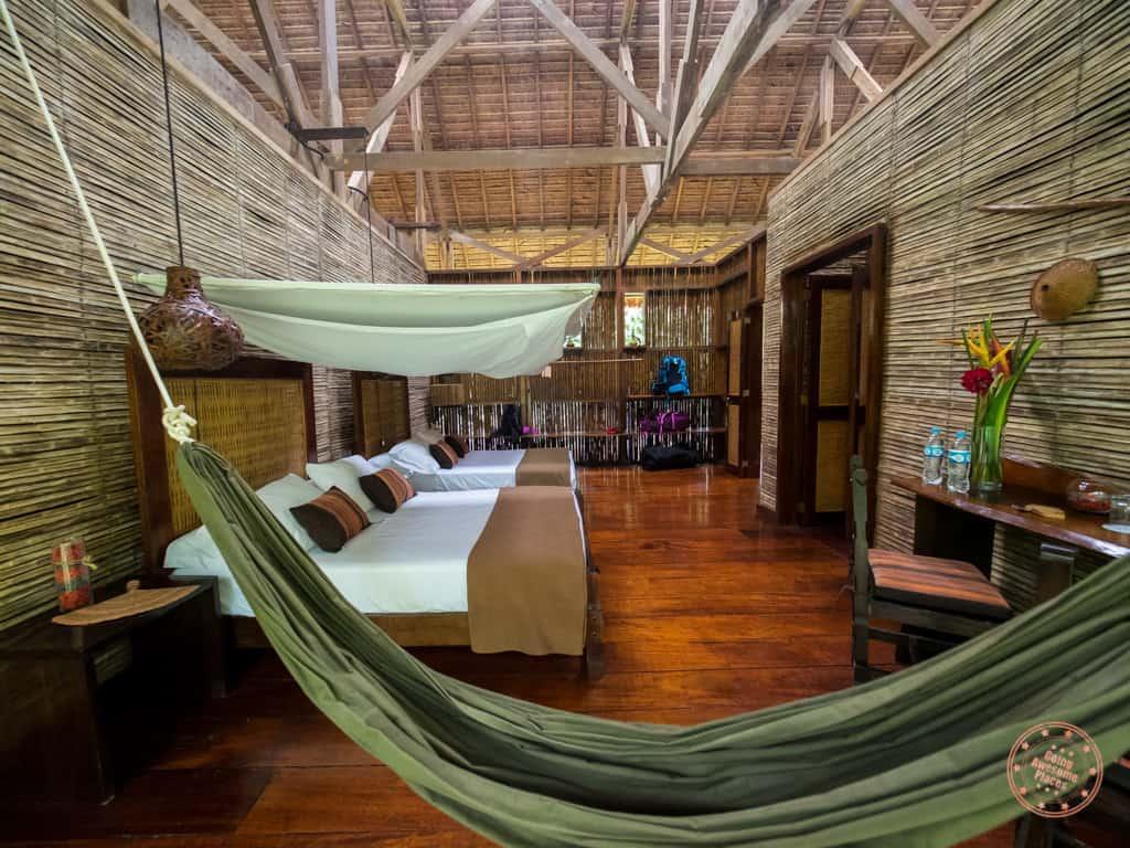 refugio amazonas classic room review
