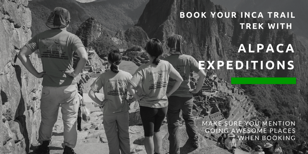 Book with Alpaca Expeditions