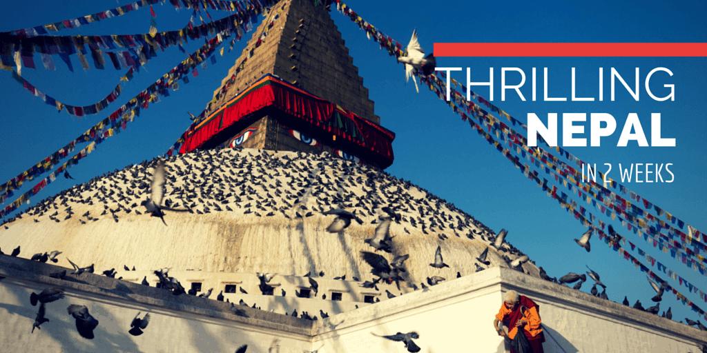 Thrilling Nepal in 2 Weeks