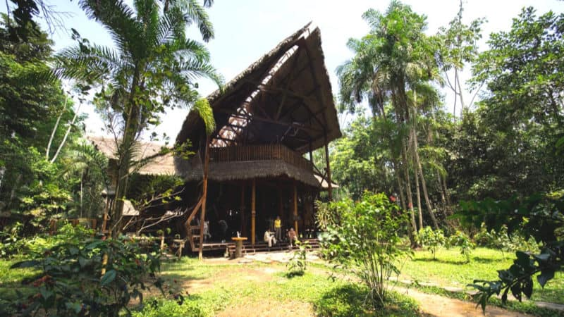 refugio amazonas eco-lodge property review featured