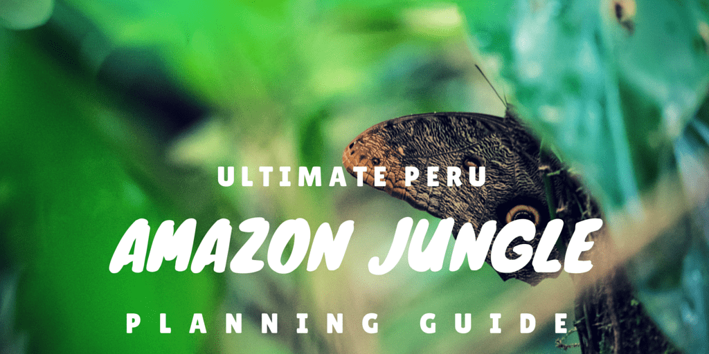 Ultimate Peru Amazon Jungle Planning Guide - Stay at Refugio