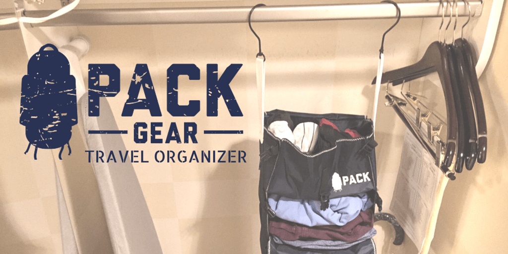 REVIEW – The PACK Gear Travel Organizer