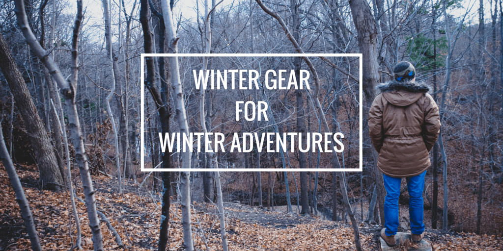 Winter Gear For Winter Adventures