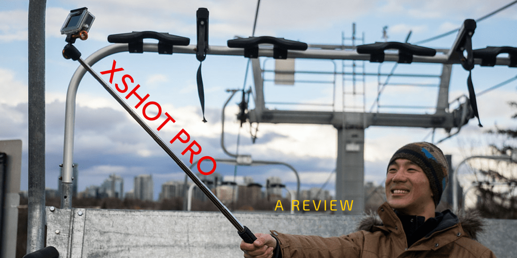 Review: GoPro Stick XShot Pro Pole