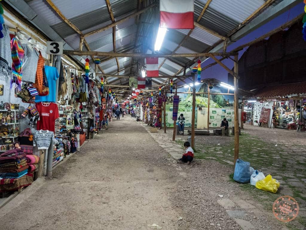 Local Markets in Cusco