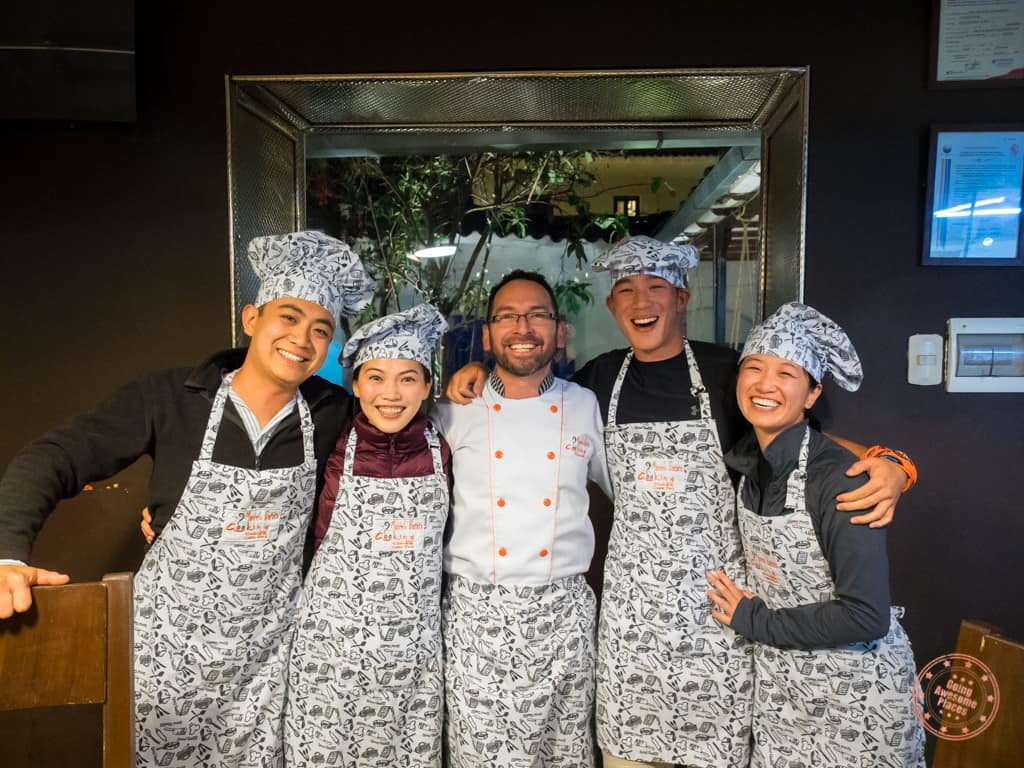Group Shot with Jose of Marcelo Batata Culinary Experience