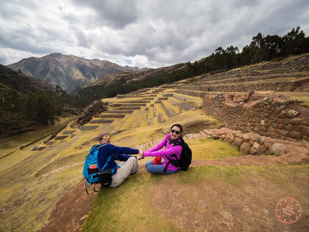 Chinchero Ruins Sacred Valley