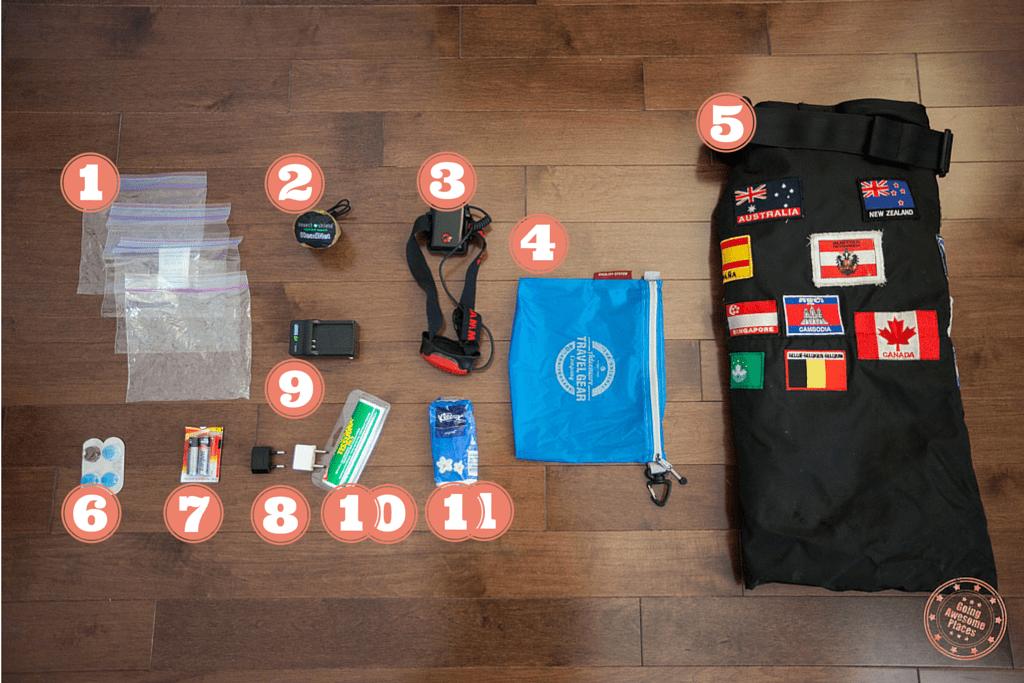 Packing Ethiopia - Miscellaneous