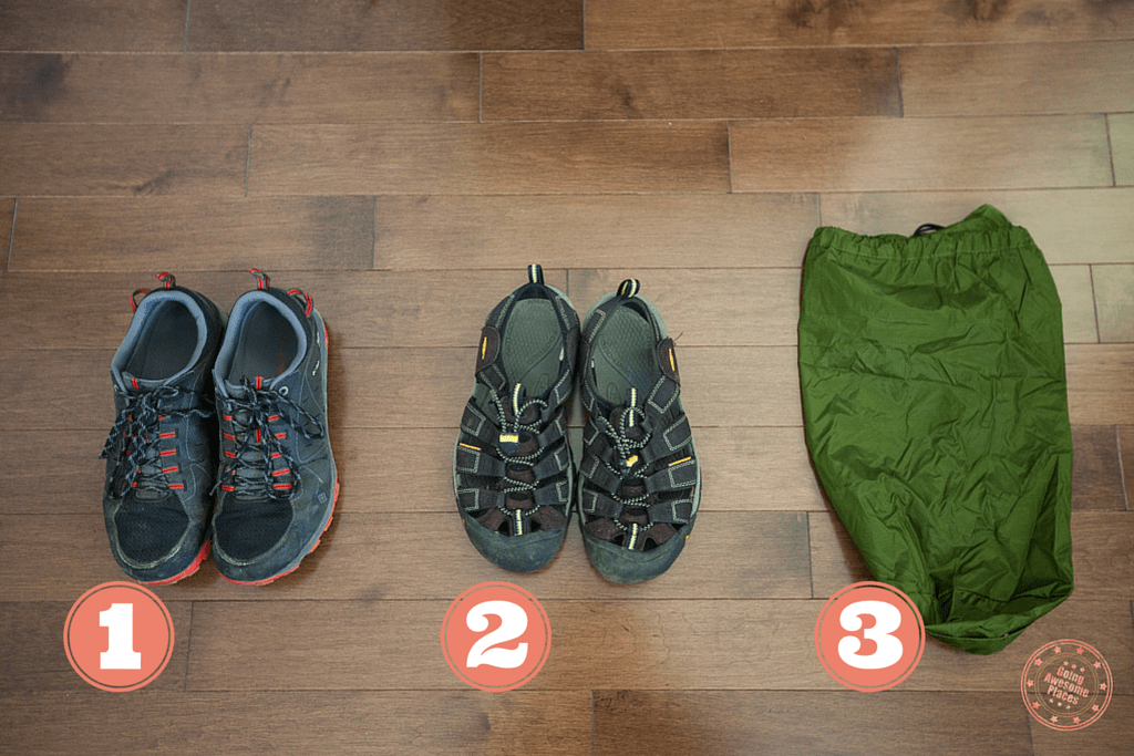 what to bring for a trip to ethiopia - shoes
