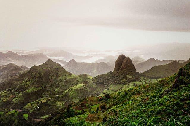 By Rod Waddington from Kergunyah, Australia - Simien Mountains, Kingdom Of Gondar