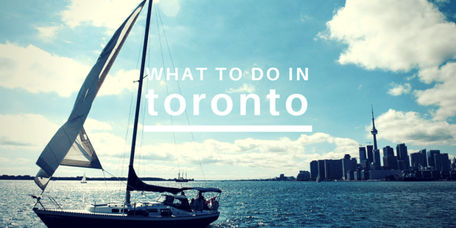 Eating In The Big Smoke: JustFly's Favourite Toronto Eats