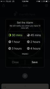 ZUS-App-Timer