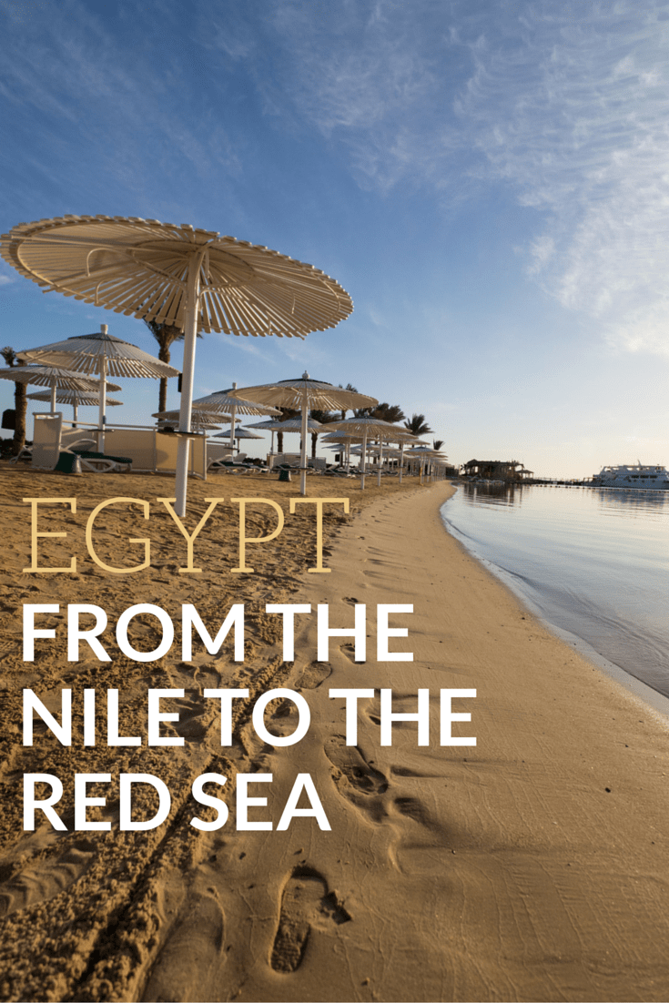 Egypt - From the Nile to the Red Sea