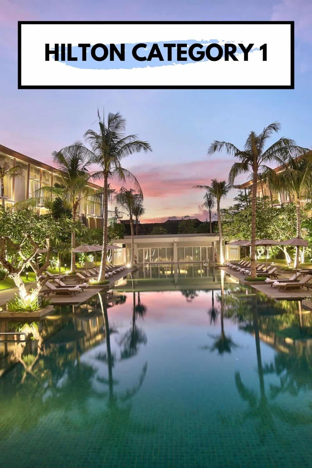 [2021] Best Hilton Honors Category 1 Hotels That Only Cost 5000 Points