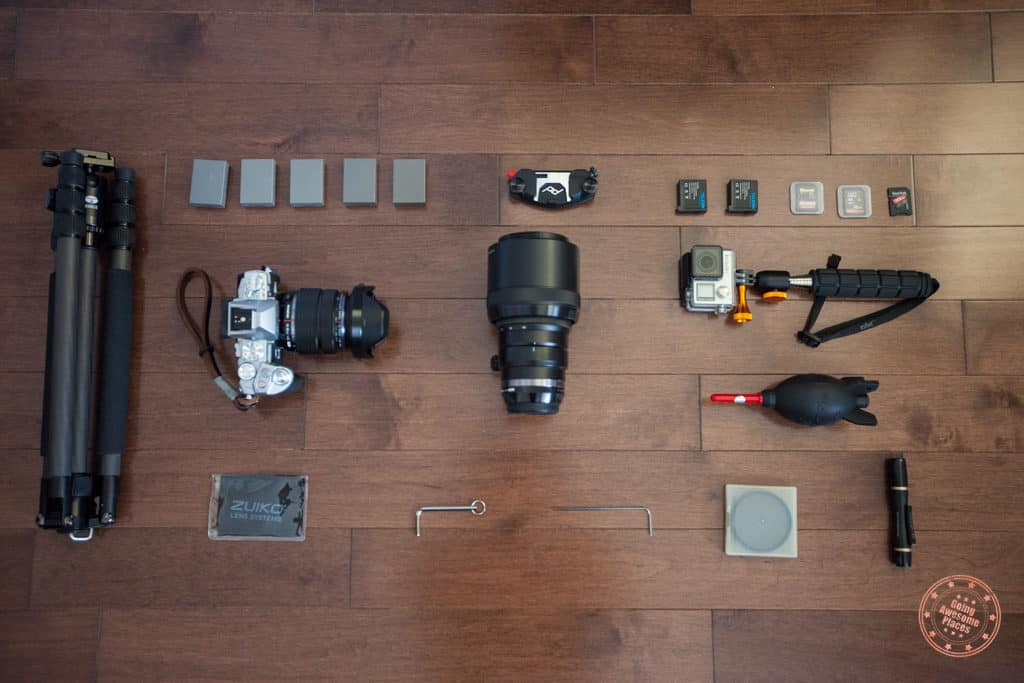 Travel Video Camera Gear