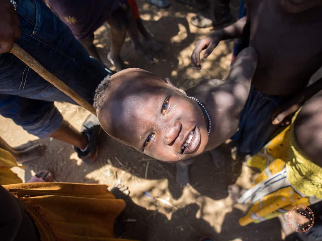 Nyangatom Child