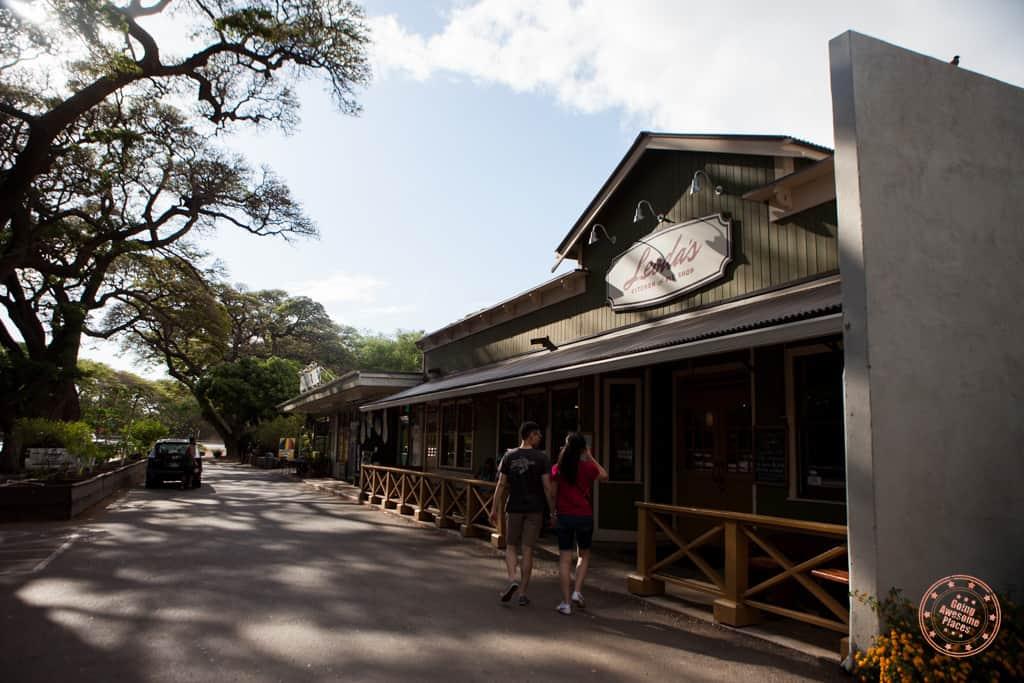 My favourite pie shop on the island - Leoda's