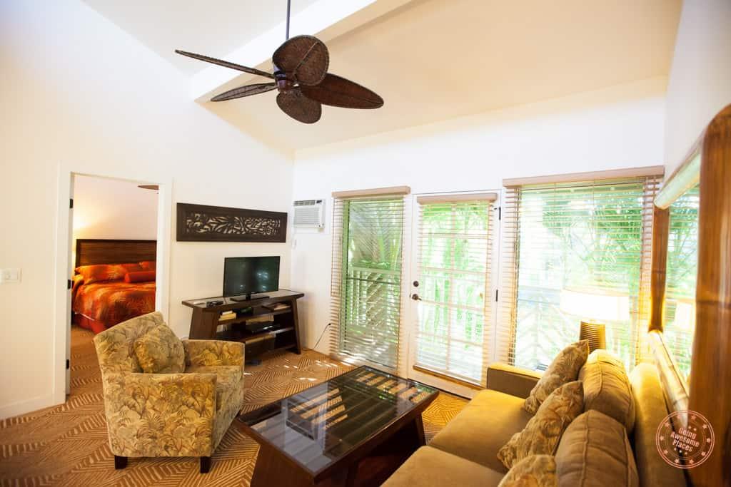 Aina Nalu Living Room