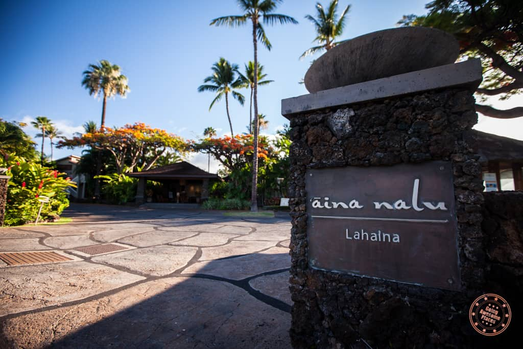 Review of the Aina Nalu Lahaina by Outrigger Resorts in Maui