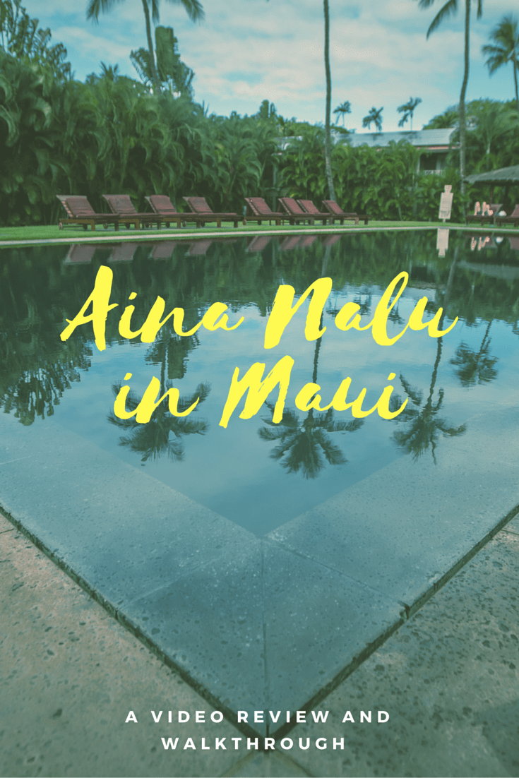 Take a walkthrough of the Aina Nalu by Outrigger as I give you all the details about the luxury apartment-style resort in Lahaina.