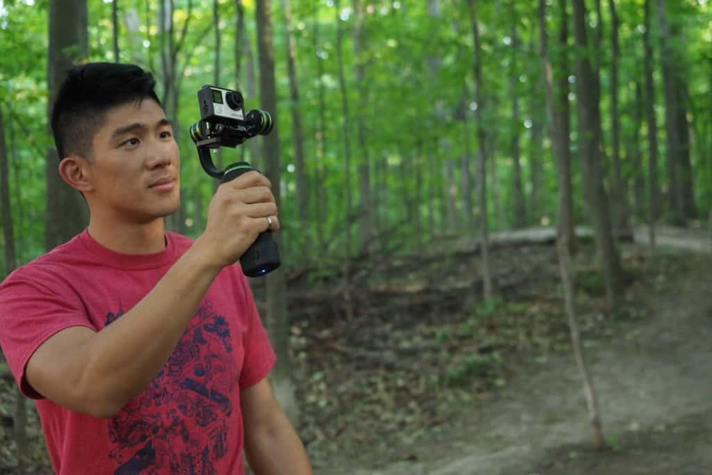 Using the LanParte Handheld GoPro Gimbal