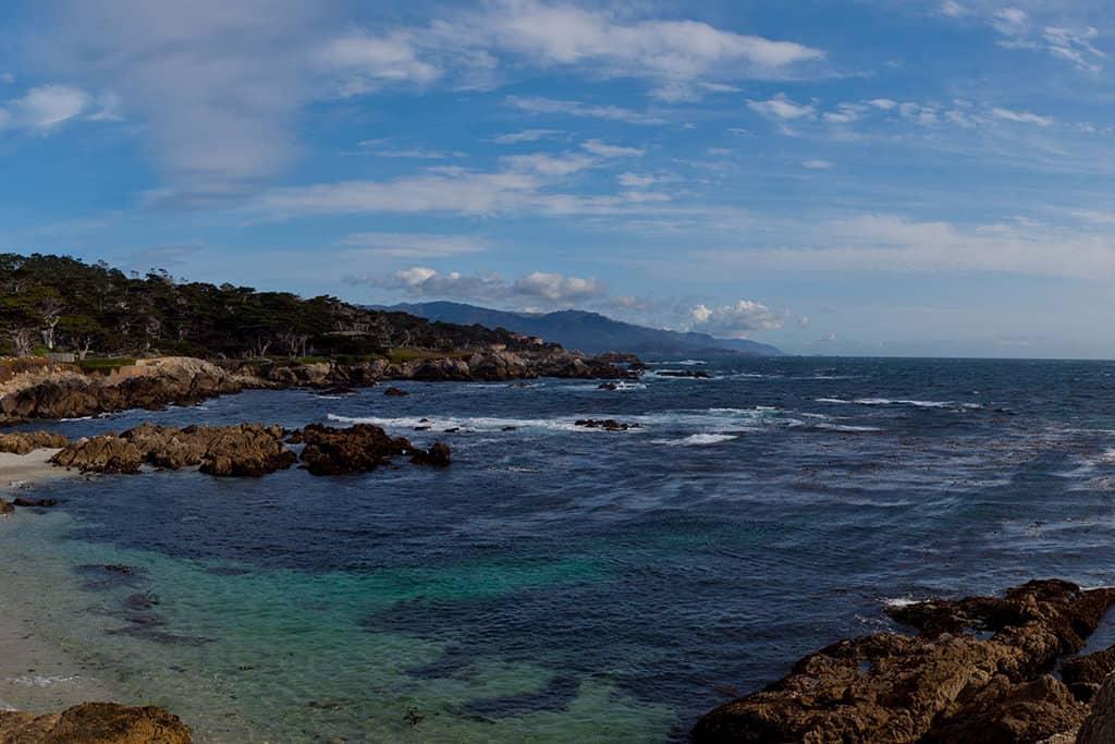 best california destinations 8 mile drive along pacific ocean