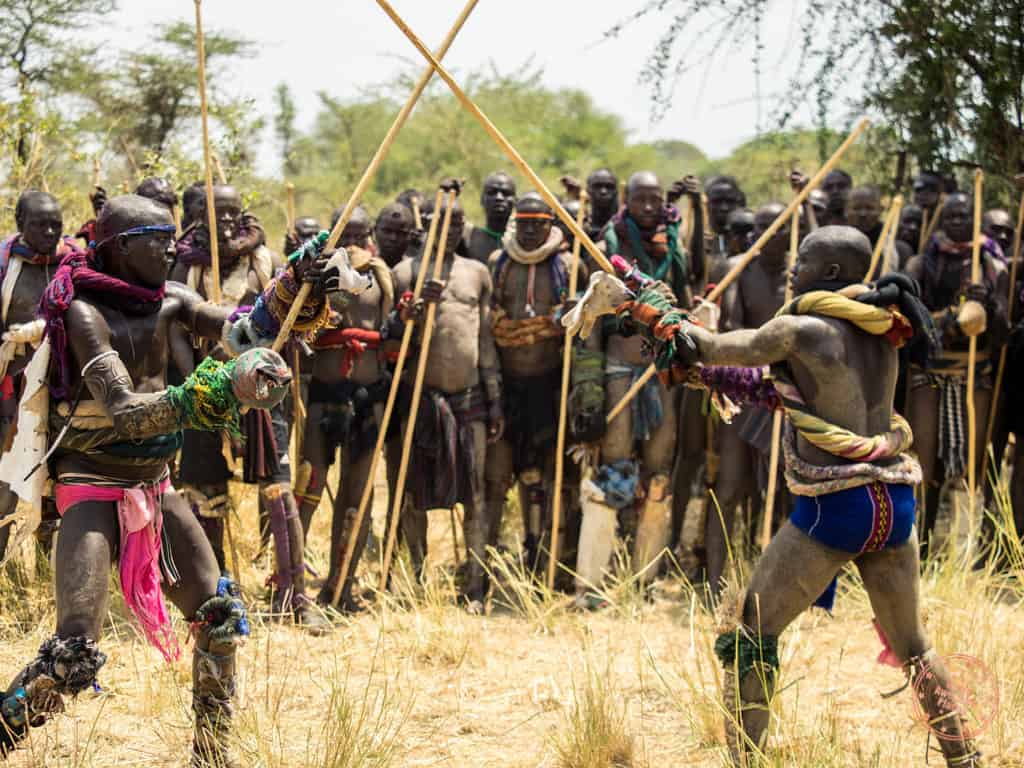 donga fighting experience in ethiopia omo valley
