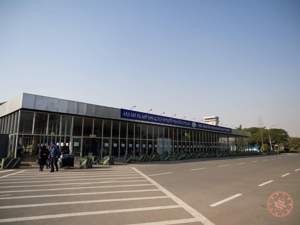 Addis Ababa Domestic Terminal