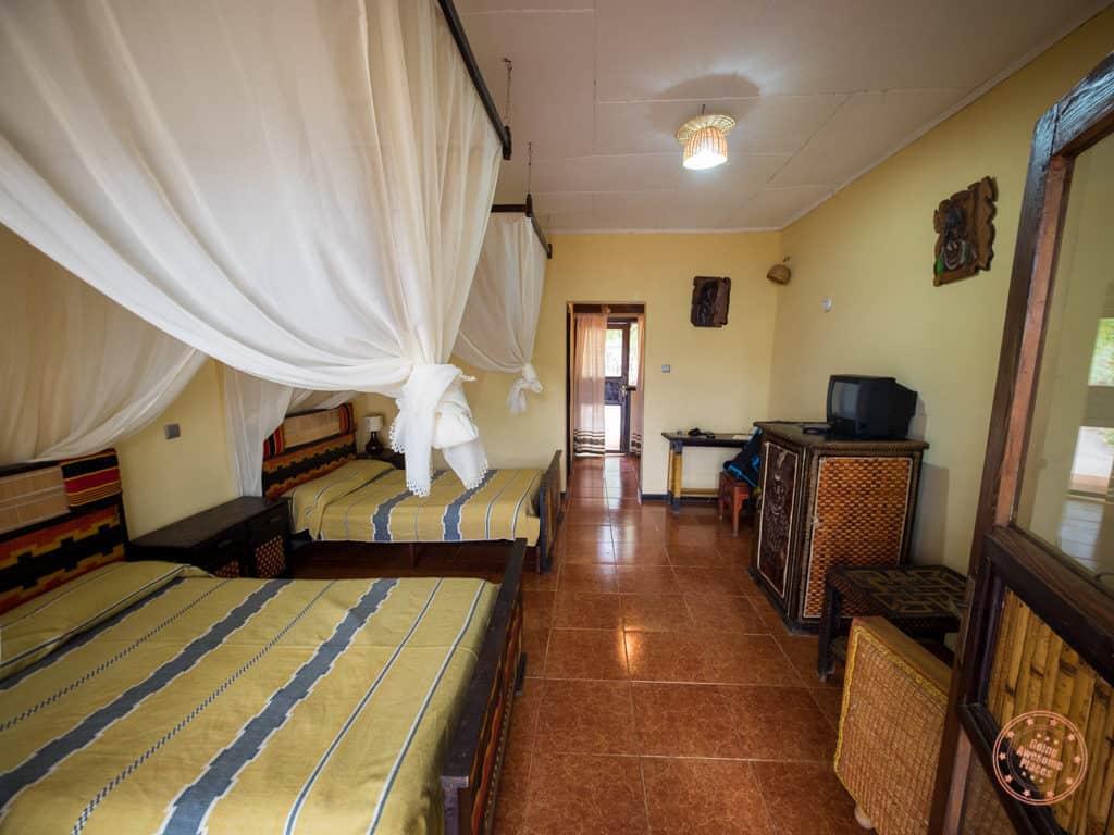 Swaynes Lodge Room