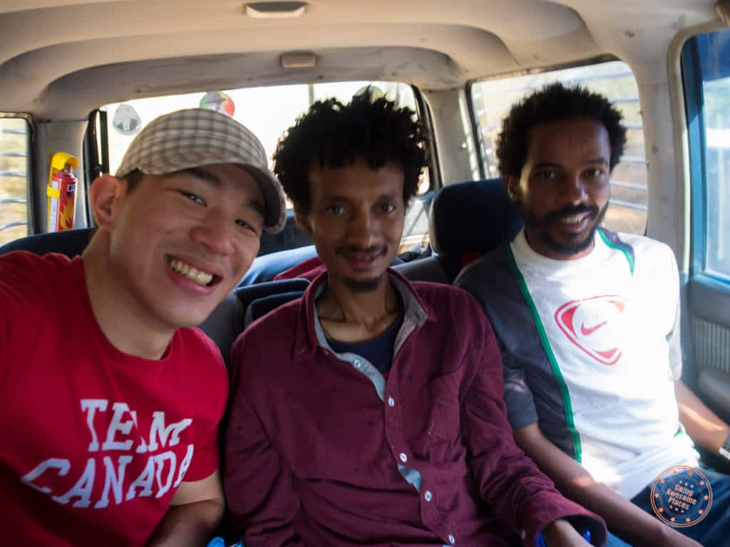 Going Awesome Places with Solomon and Melak in Ethiopia trip planning guide