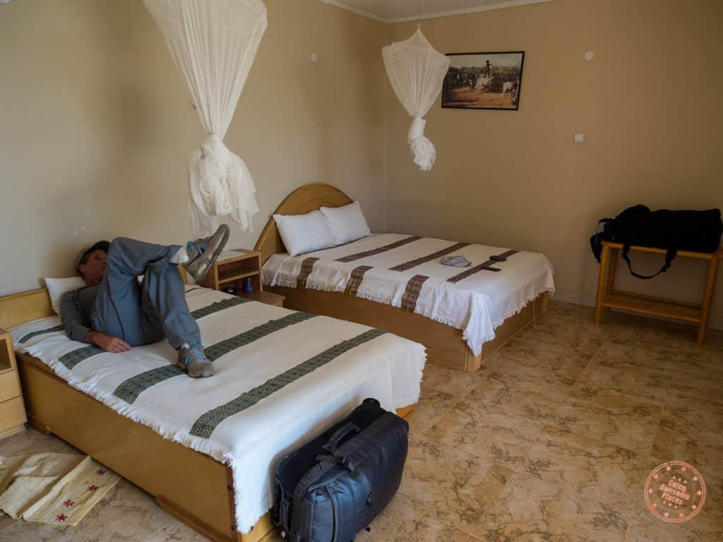 Turmi Lodge Two Bed Room