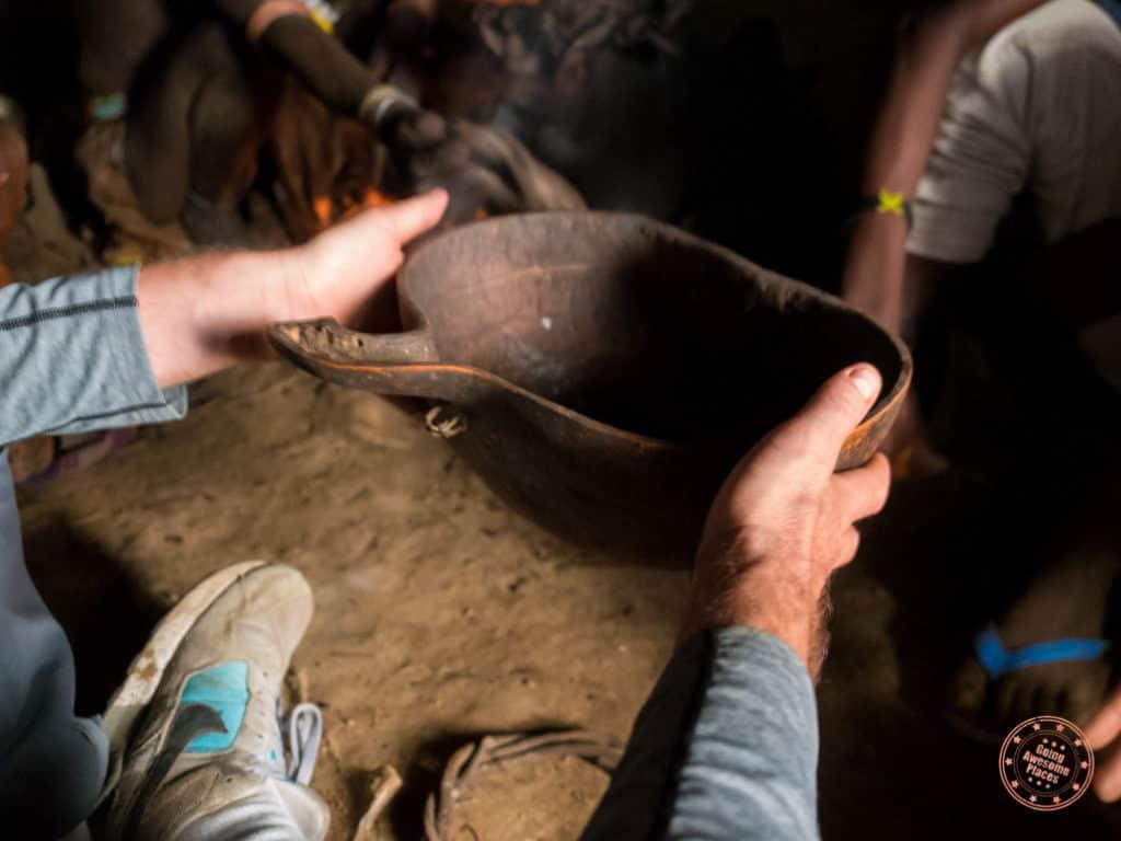 Calabash Bowl for Buno