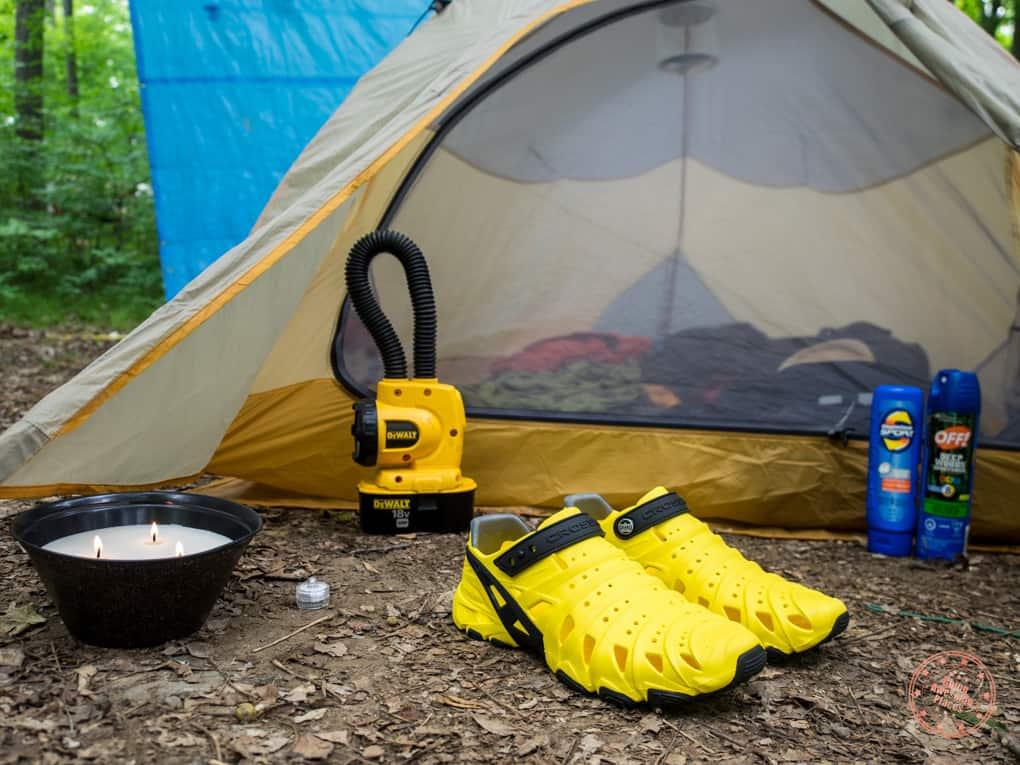 Crosskix 2.0 Camping