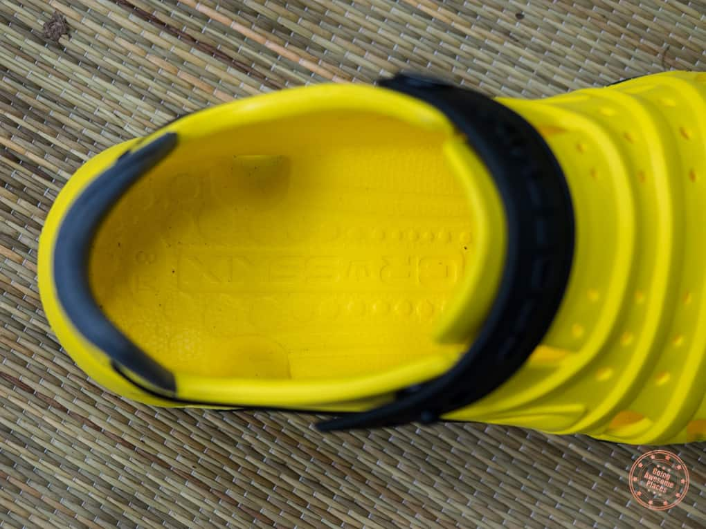 Crosskix 2.0 Yellowjacket Sole