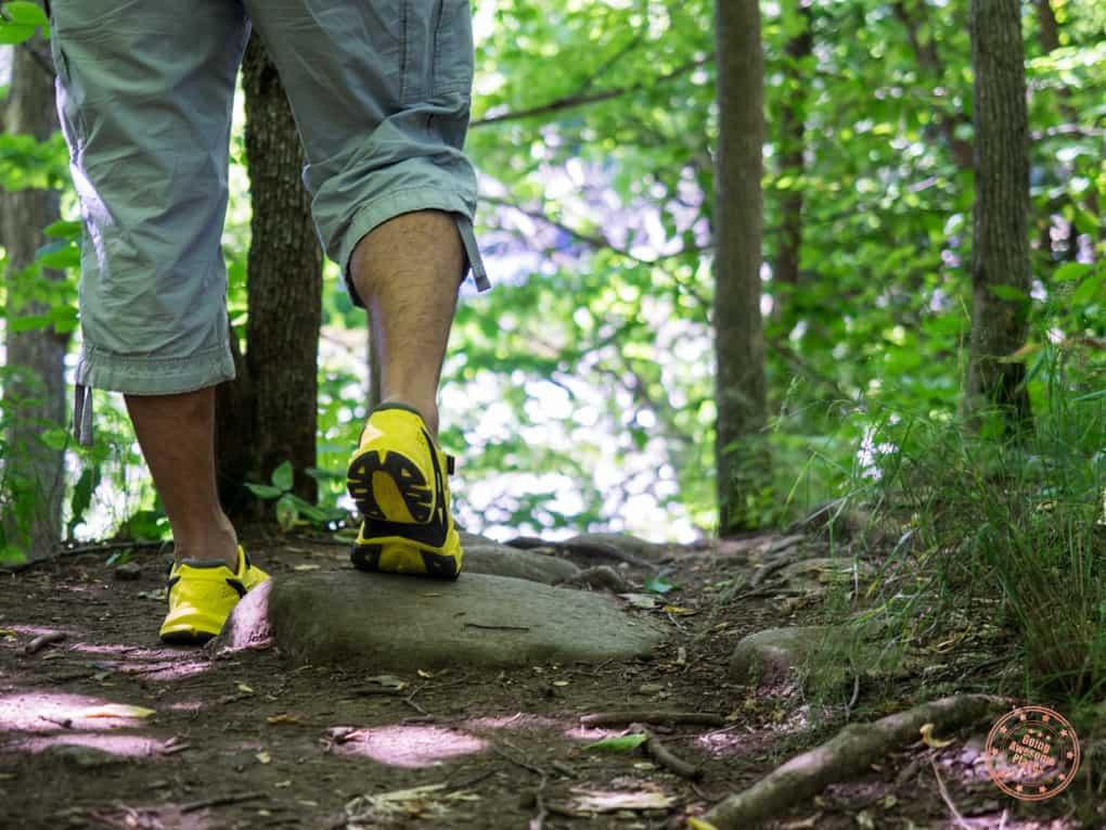 Crosskix 2.0 Yellowjacket On Trail