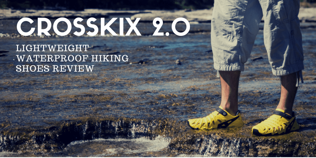 Crosskix 2.0 – Lightweight Waterproof Hiking Shoes Review