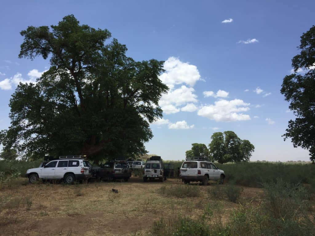 dassenech tribe tour groups parking in 9 day omo valley itinerary