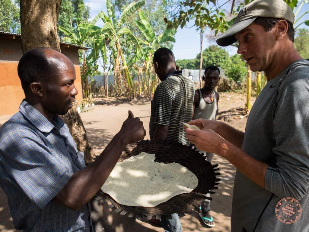 Injira Making with the Ari Tribe