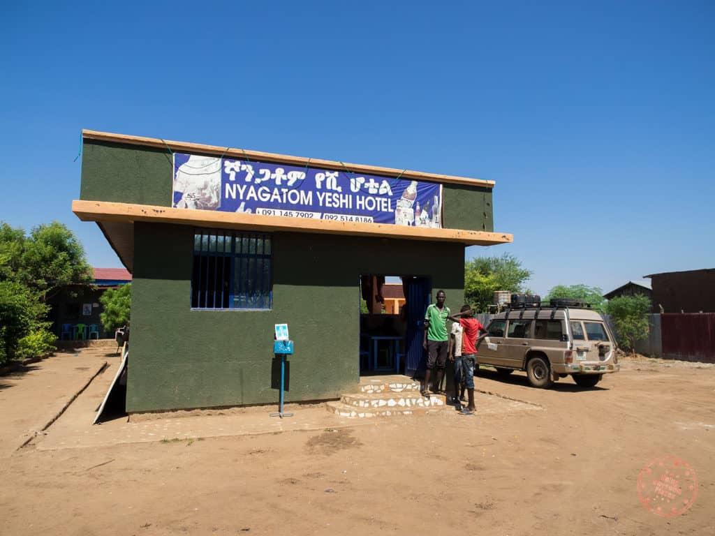 Nyagatom Yeshi Hotel