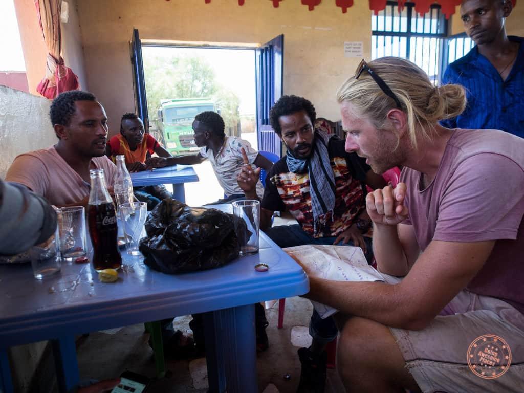 Elof of En Resa in Ethiopia