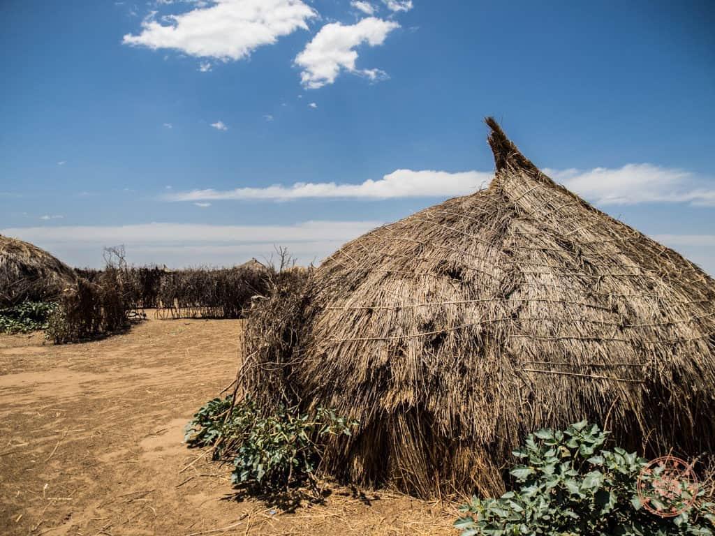 Nyangatom Hut Design